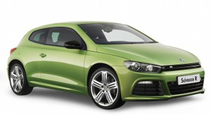 2012 Volkswagen Scirocco