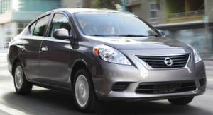 2014 Nissan Almera
