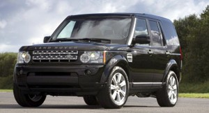 LAND ROVER / DISCOVERY 4