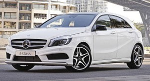2013 Mercedes-Benz A200