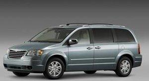 2016 Chrysler Grand Voyager