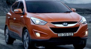 Hyundai ix35 2011 specifications
