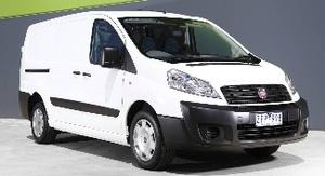 2019 Fiat Scudo