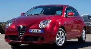 2015 Alfa Romeo Mito