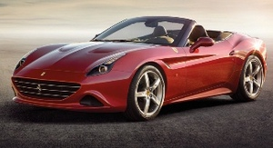 2019 Ferrari California