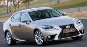 2015 Lexus IS300h