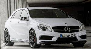 2016 Mercedes-Benz A45