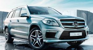 2015 Mercedes-Benz GL