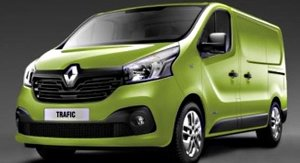 2016 Renault Trafic