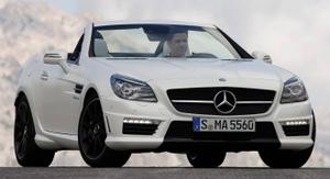 2019 Mercedes-AMG SLK55