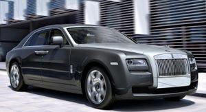 2015 Rolls-Royce Wraith