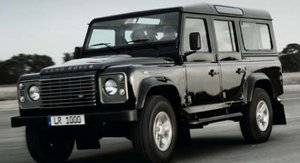 2016 Land Rover Defender