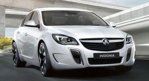 2017 Holden Insignia