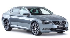 2016 ŠKODA SUPERB