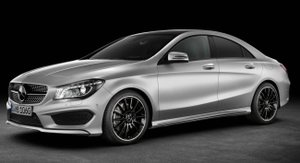 2016 Mercedes-AMG CLA45