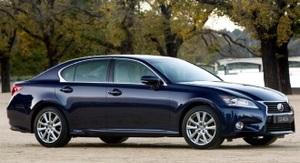 2019 Lexus GS450h