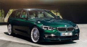 2017 BMW Alpina B3
