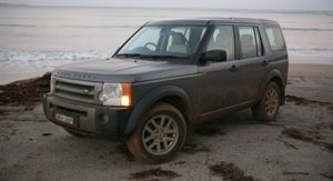 2008 Land Rover Discovery 3 TDV6 SE review