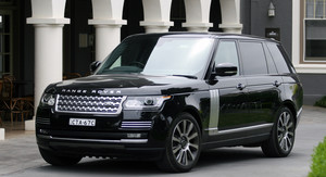 2015 Range Rover Autobiography LWB Review: Luxury travel weekender ...