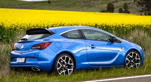 2016 Holden Astra VXR :: Week with Review | CarAdvice