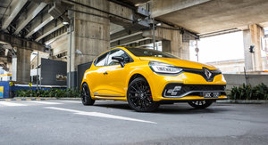 2018 Renault Clio RS Cup review