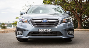 2018 Subaru Liberty 3.6R review