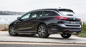 2018 Holden Commodore RS Sportwagon 2.0 petrol review