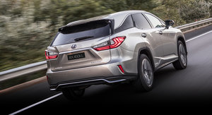 2018 Lexus RX L review