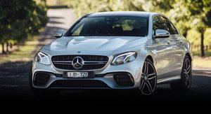 2018 Mercedes-AMG E63 review
