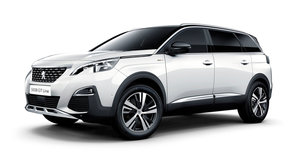Peugeot 5008