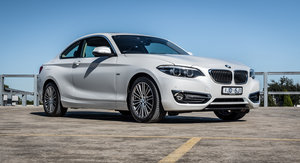 2018 BMW 220i Luxury Line review