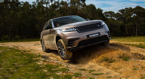 2018 Range Rover Velar R-Dynamic D240 SE review