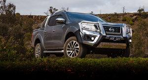 2018 Nissan Navara ST-X review