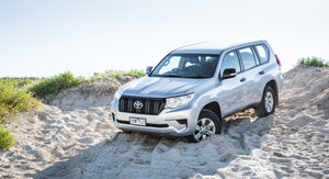 2018 Toyota Prado GX review