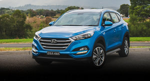 2018 Hyundai Tucson Active X review