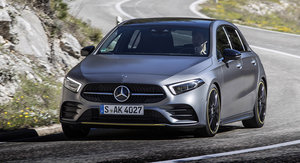 2018 Mercedes-Benz A-Class review