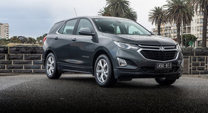 2018 Holden Equinox LT diesel review