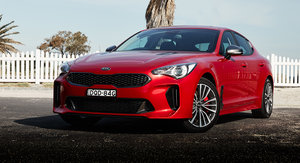 2018 Kia Stinger 330S review