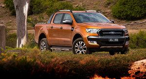 2018 Ford Ranger Wildtrak review