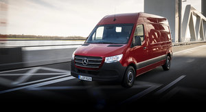 2018 Mercedes-Benz Sprinter review: Quick drive
