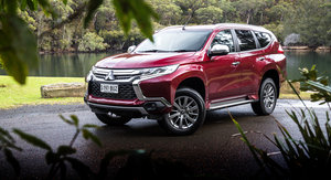 2018 Mitsubishi Pajero Sport GLX review