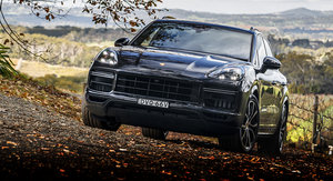 2018 Porsche Cayenne review