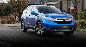 2018 Honda CR-V VTi review