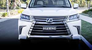 2018 Lexus LX450d review