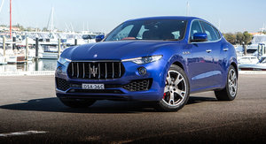 2018 Maserati Levante S GranSport review