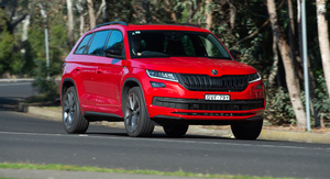 Skoda Kodiaq 132TSI Sportline long-term review: Highway driving