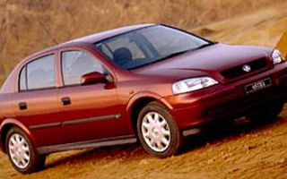 2001 Holden Astra Cd Review | CarAdvice