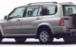 2003 Suzuki Xl-7 (4x4) Review