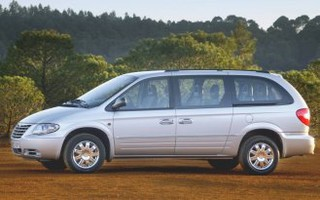 2004 Chrysler Grand Voyager Limited