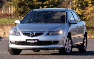 2005 MAZDA6 LIMITED Review